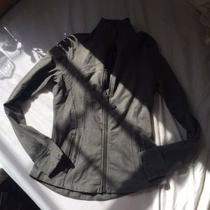 Lulu lemon grey trainer jacket